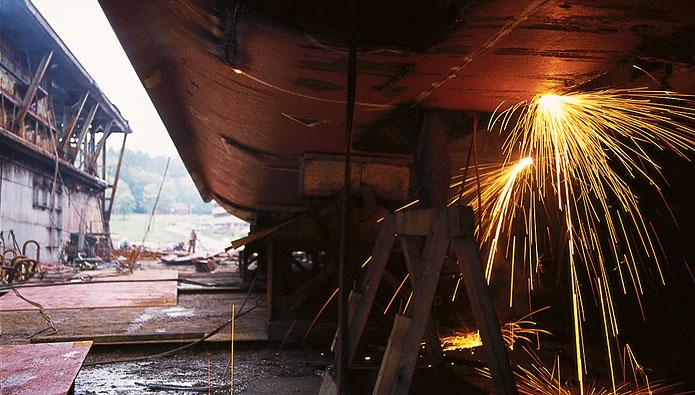 Gas Tank Repair >> Ship Repair - Welcome to Albahralarabi