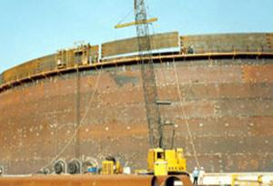 Metal Fabrication & Erection - Al Bahr Al Arabi Technical